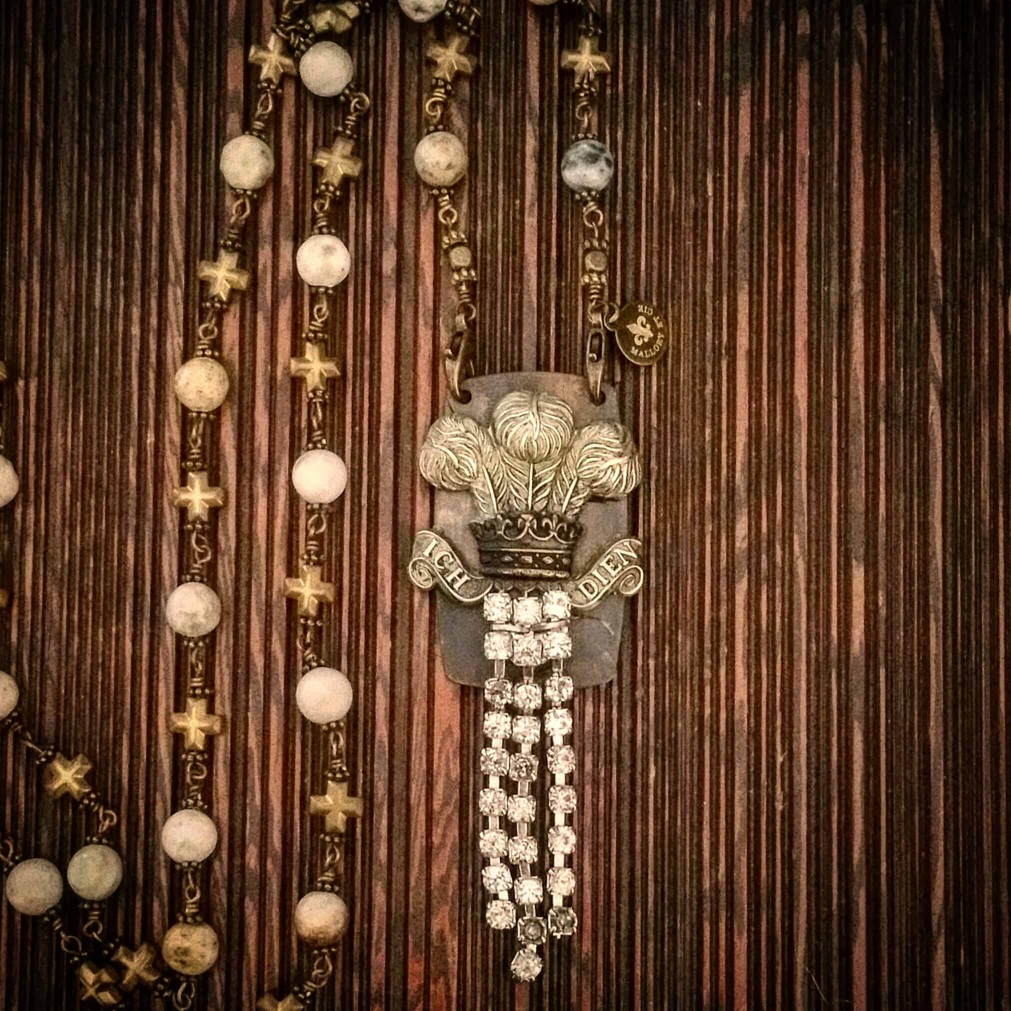 Hand-crafted Chains & One-Of-a-Kind Pendants