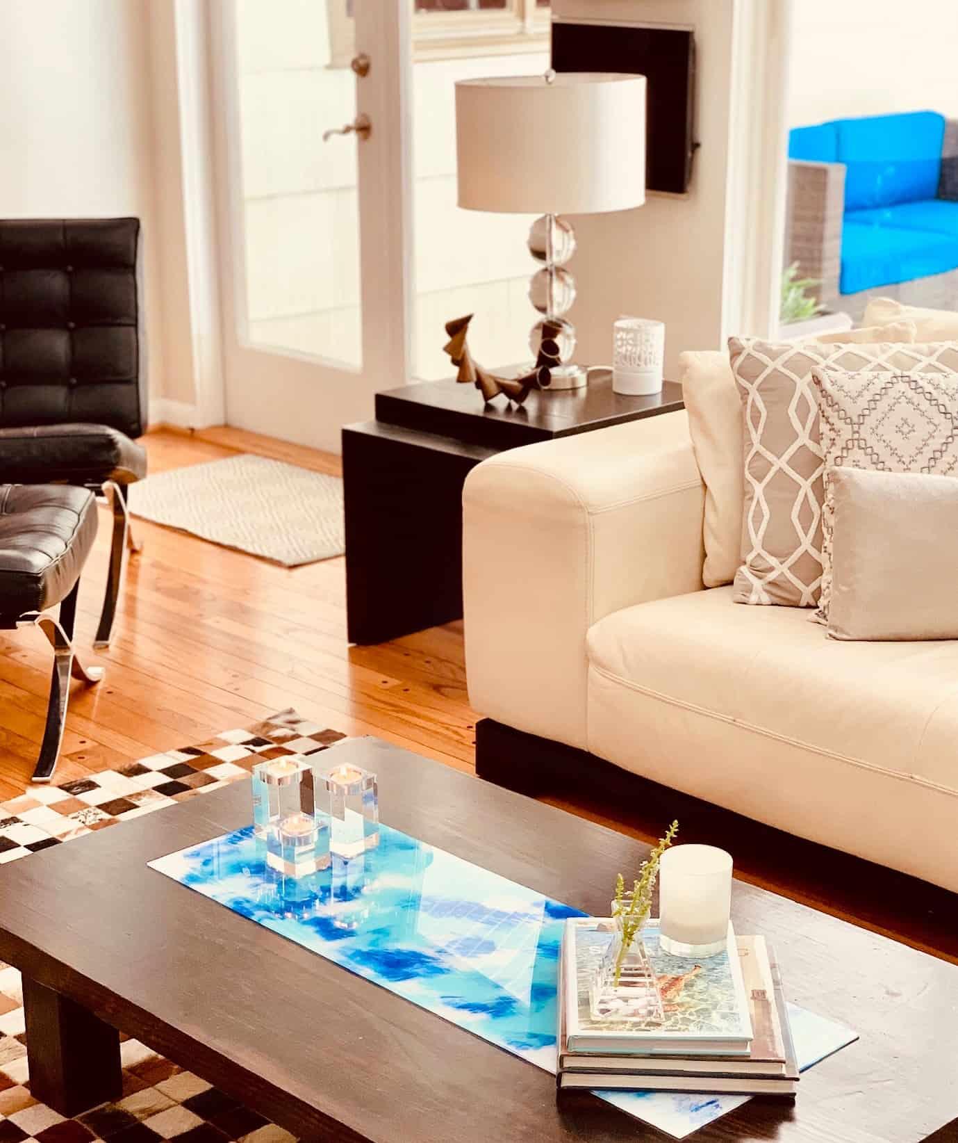 Everyday elegant home decor
