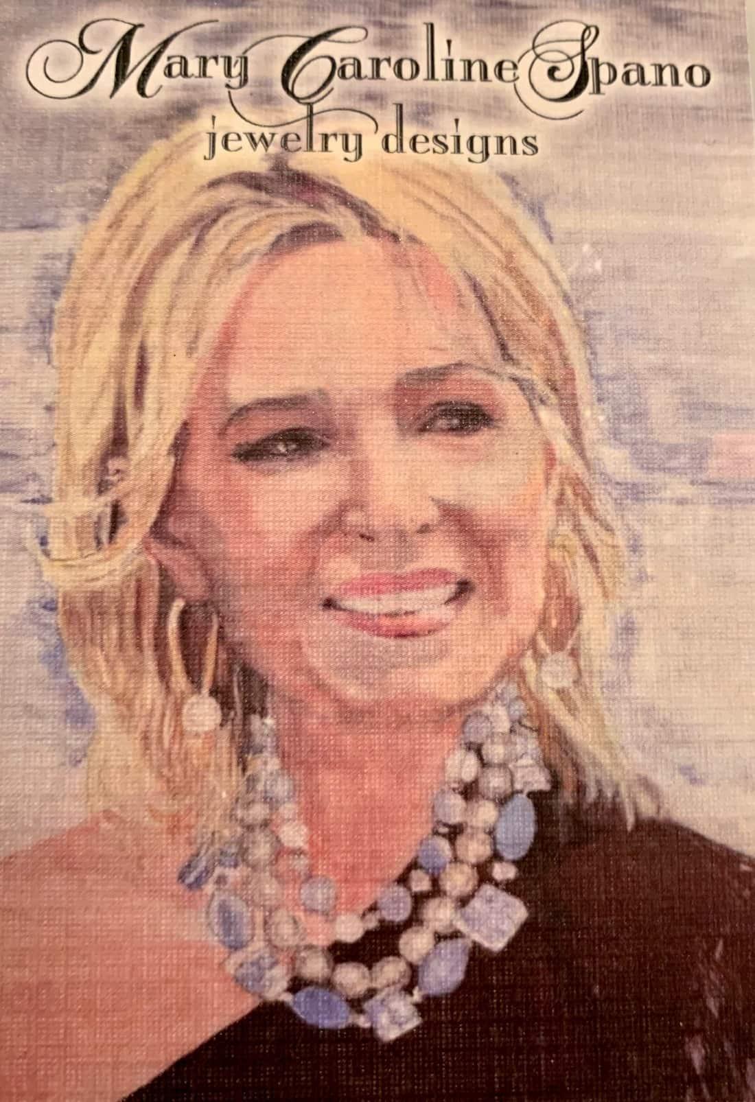 MARY CAROLINE SPANO JEWELRY