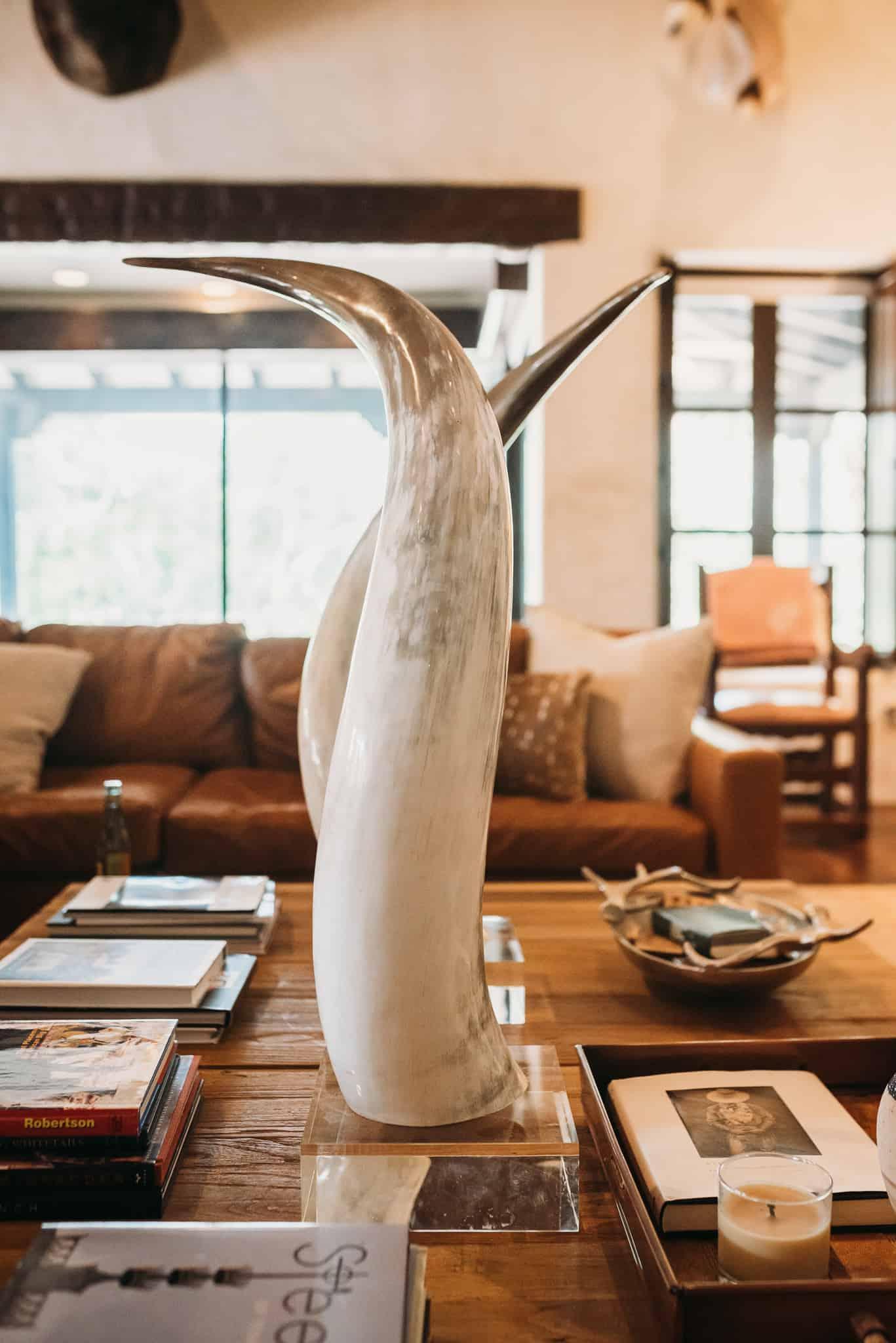 Extra Large Kabaka horns