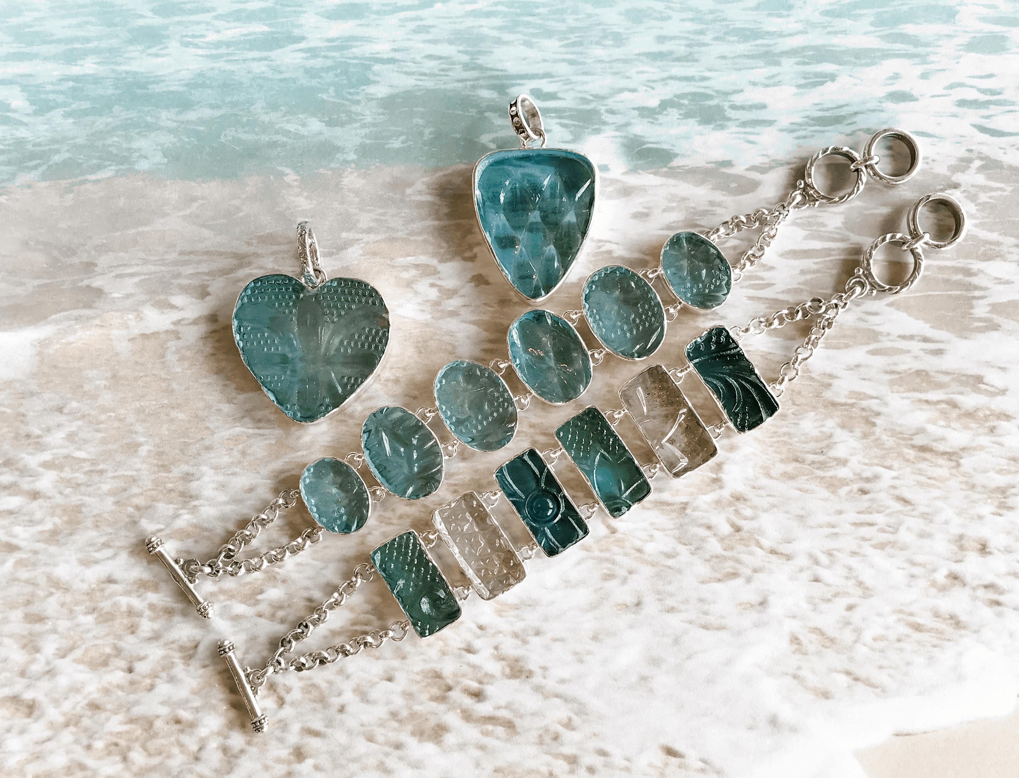 On the Beach Jewelry