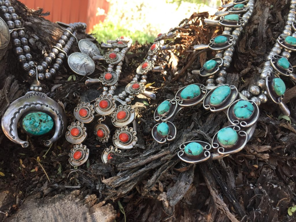 MINE Native American Turquoise and Accessories