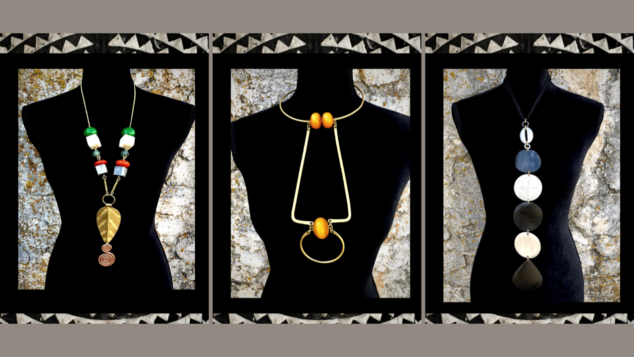 AYAM Africa Tribal Chic Jewelry