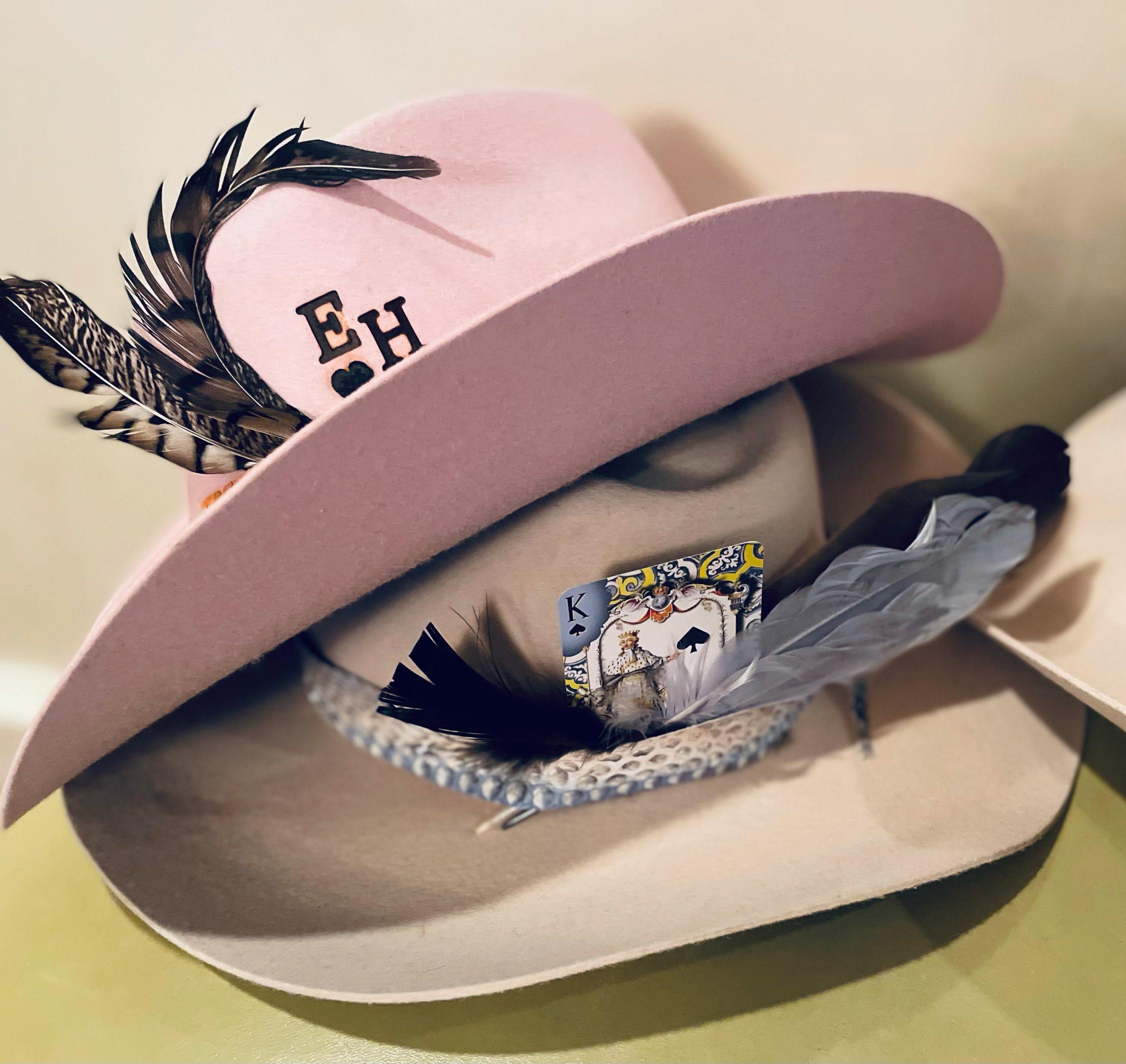 Be Golden Custom Hats